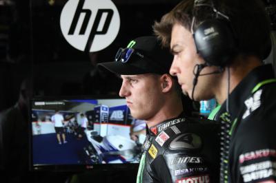 Espargaró: «Tengo buenos recuerdos de Silverstone»
