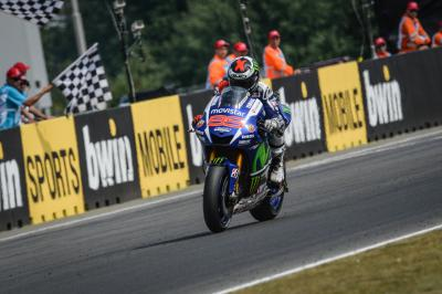 Lorenzo: «El circuito es perfecto para Yamaha»