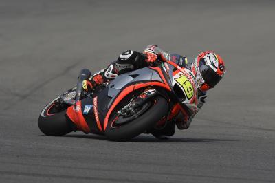 Bautista: «Seguiremos con el chasis de Brno»