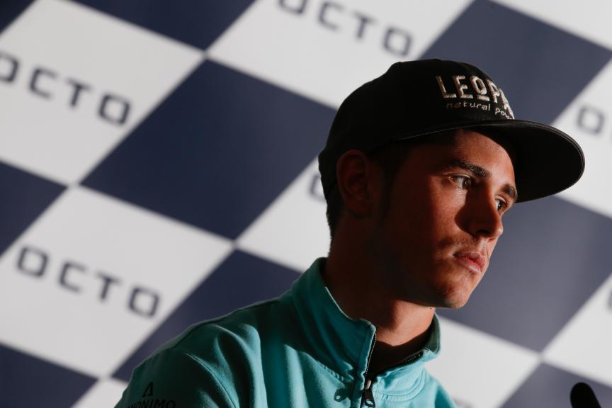 Octo British Grand Prix Press Conference