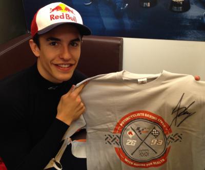 Riders for Health launch online British MotoGP™ auction