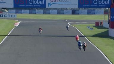 British GP Moto3™ 1. Freies Training