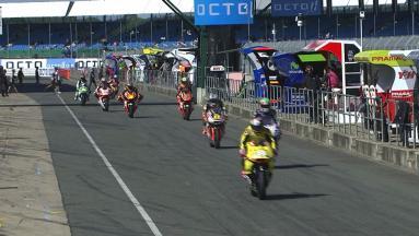 British GP: FP1 classe Moto2™