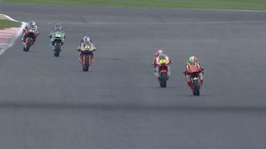 Treinos Livres 2 de Moto2™ do GP de Inglaterra