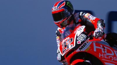 Lowes marca la referencia del viernes en Moto2™