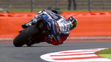Lorenzo et Márquez dominent les débats à Silverstone