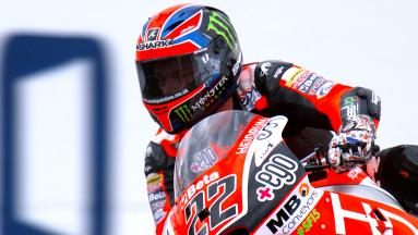Local lad Lowes on top in Moto2™