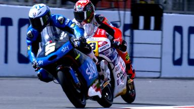 Moto3™クラス‐初日‐ハイライト