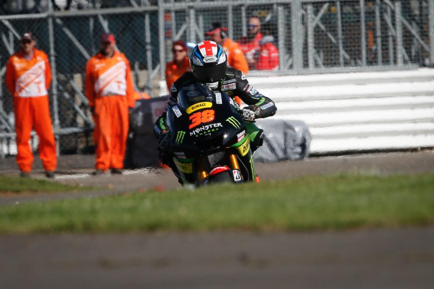 Bradley Smith, Monster Yamaha Tech 3, British GP