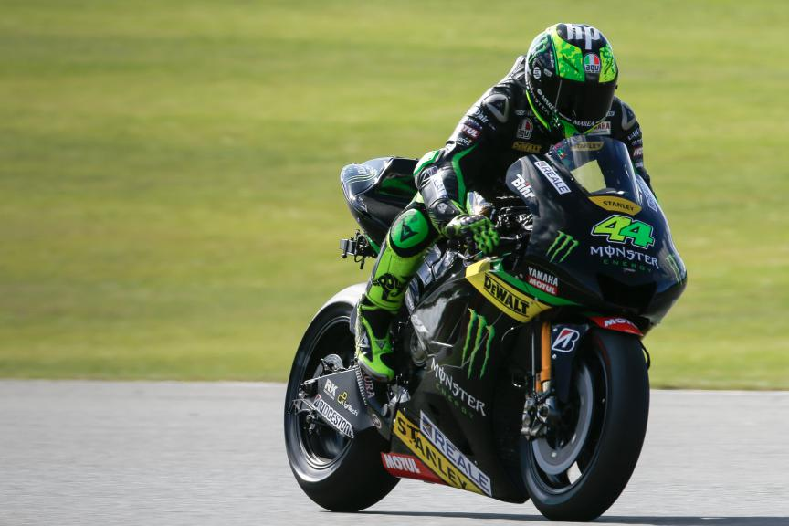 Pol Espargaro, Monster Yamaha Tech 3, British GP