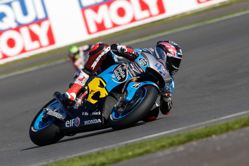 Scott Redding, EG 0,0, Marc VDS, British GP