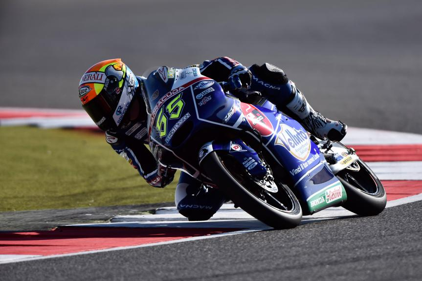 Andrea Locatelli, Gresini Racing Team Moto3, British GP