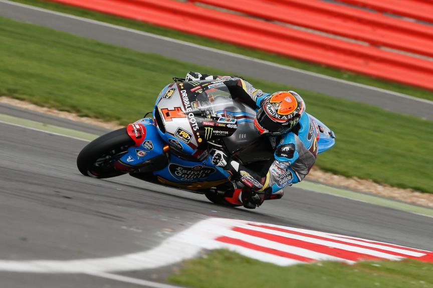 Moto2 British GP FP2