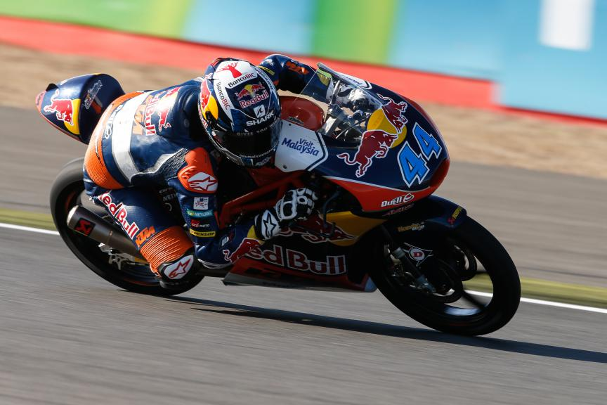 Miguel Oliveira, Red Bull KTM Ajo, British GP