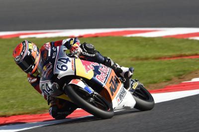 Bendsneyder and Garcia fastest pair at Silverstone