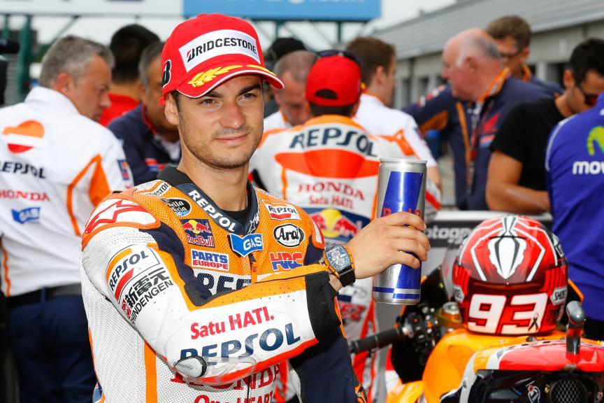 Dani Pedrosa, Repsol Honda Team, British GP Q2