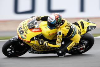 Le record du circuit pour Álex Rins