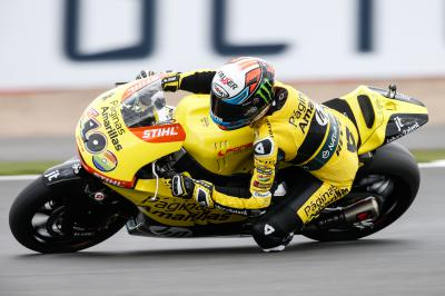 Record-breaking Rins tops Moto2™ FP3