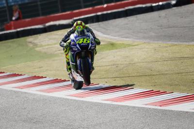 Rossi: «El objetivo es recuperar el liderato»