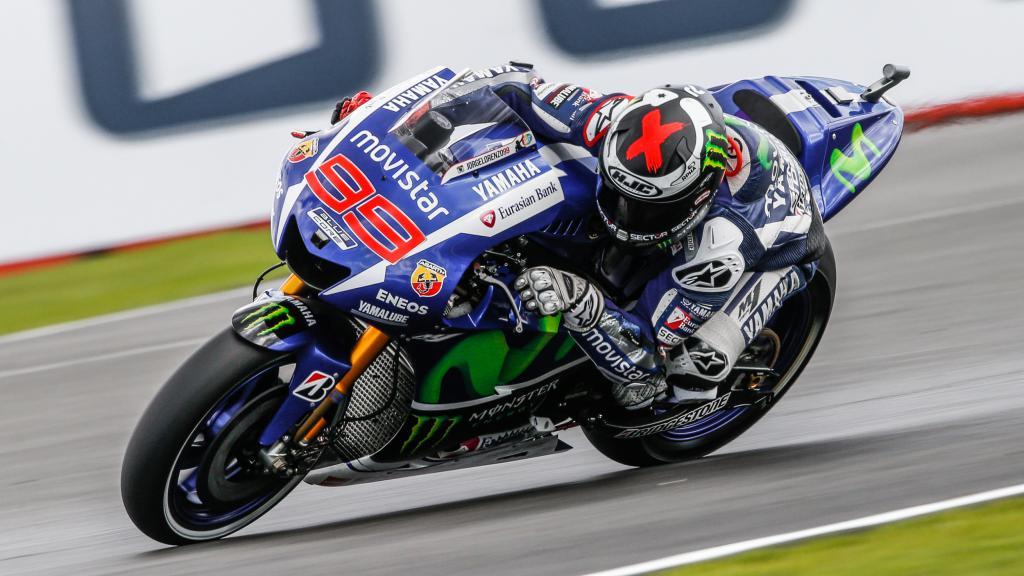 Jorge Lorenzo, Movistar Yamaha MotoGP, British GP Q2
