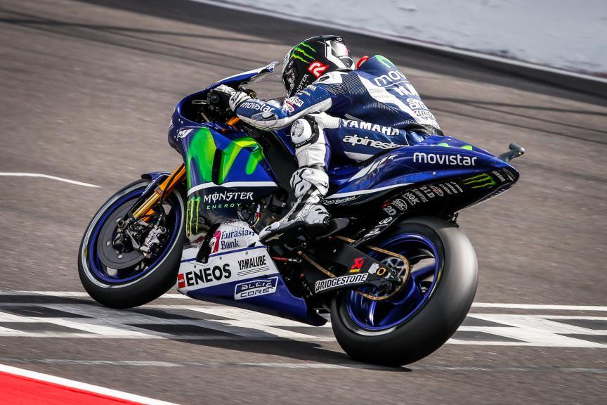 Jorge Lorenzo, Movistar Yamaha MotoGP, British GP FP3