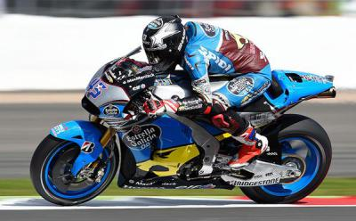 Seventh on the grid for Redding at home