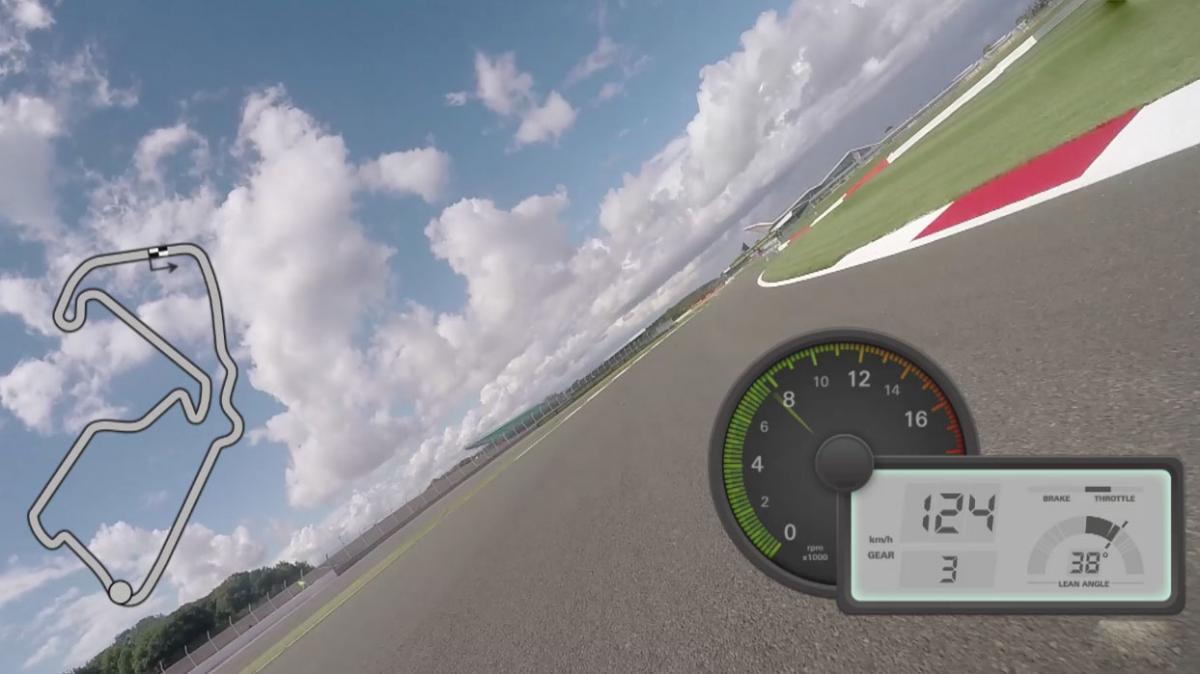 Circuito De Silverstone : Motogp™