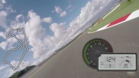 Experience a lap of Silverstone with motogp.com's Dylan Gray.