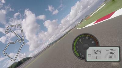 GoPro™ OnBoard Runde - Silverstone