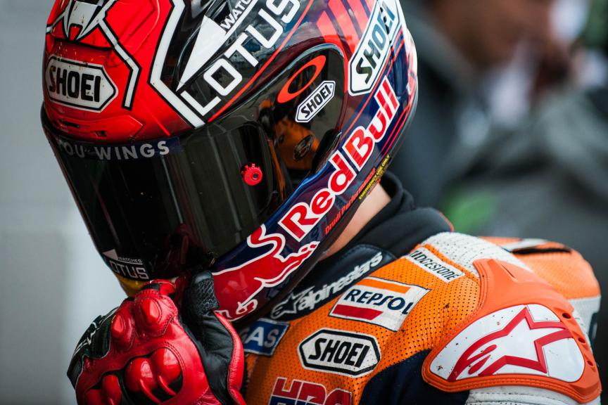 Marc Marquez, Repsol Honda Team, British GP © 2015 Scott Jones, PHOTO.GP