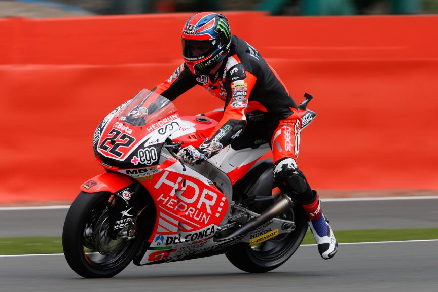 Sam Lowes, Speed Up Racing, British GP QP