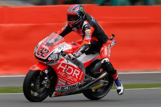 Lowes saldrá desde la pole de Moto2™ en Silverstone