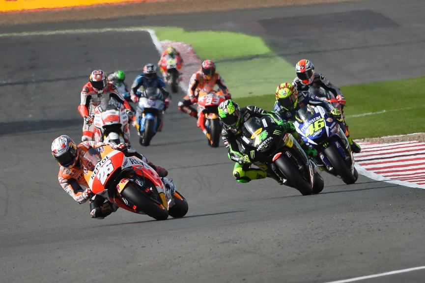 MotoGP Action British GP