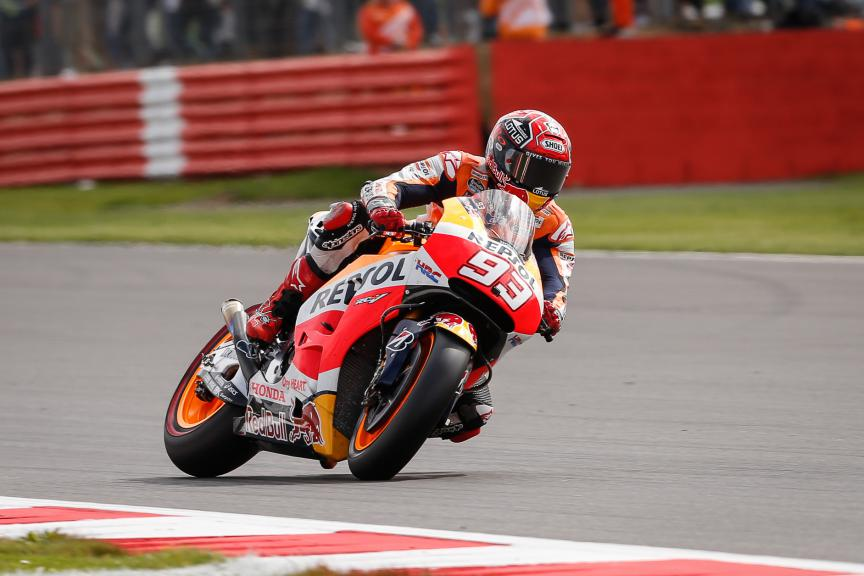 Marc Marquez, Repsol Honda Team, British GP Q2