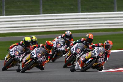 Bendsneyder, imparable en la Rookies Cup