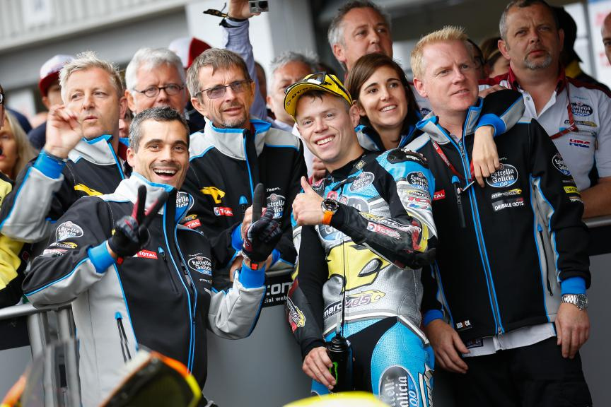 Tito Rabat, EG 0,0 Marc VDS, British GP RACE