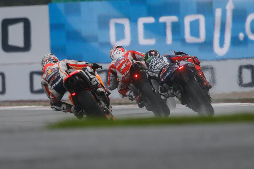 MotoGP Action, British GP RACE
