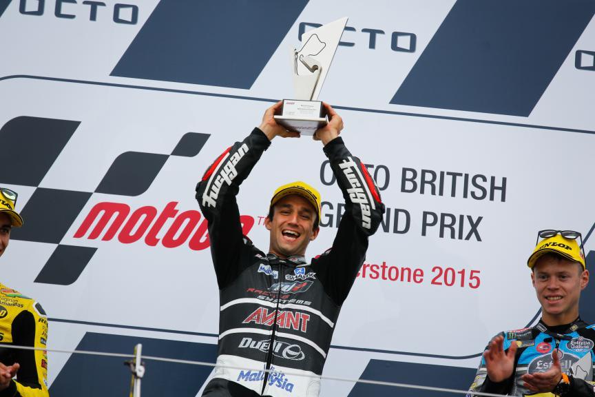 Johann Zarco, Ajo Motorsport, British RACE