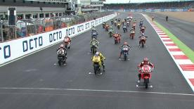 The full race session of the Moto2™ World Championship at the British GP.