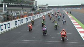The full race session of the MotoGP™ World Championship at the British GP.