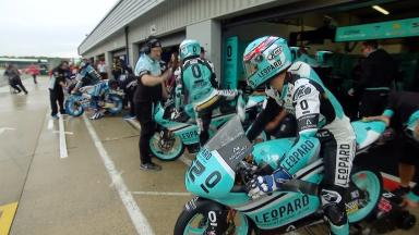 British GP Moto3™ Warm Up