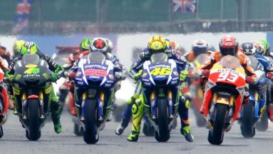 The best of the #BritishGP