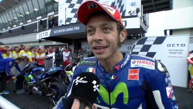 Rossi: 'I didn't want to make any mistakes'