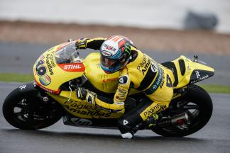 "Rins: ""I thought I was fourth!"""