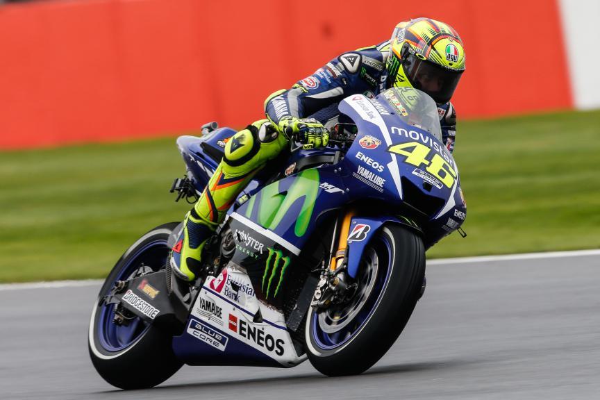 Valentino Rossi, Movistar Yamaha MotoGP, British GP