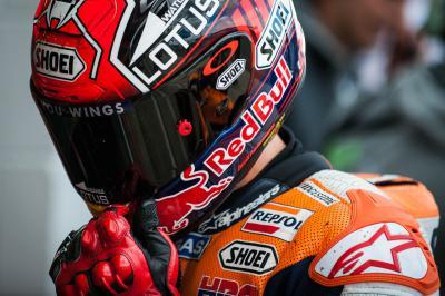 Márquez: «El Campeonato está todavía más complicado»
