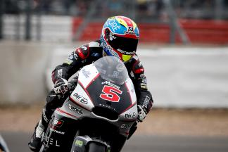 "Zarco: ""The goal was to finish the race"""