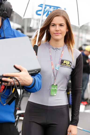 Paddock Girl, Octo British Grand Prix