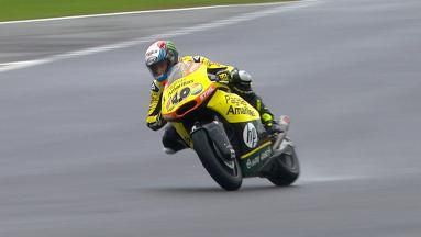 Rins starts fast in Moto2™ warm up