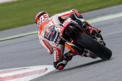 "Marquez: ""We had to take a risk"""